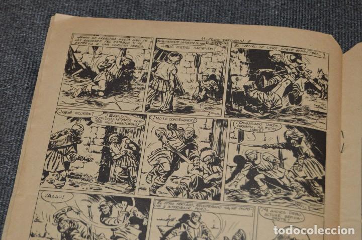 Tebeos: Vintage - ANTIGUO TEBEO - EL DEFENSOR DE LA CRUZ - Nº 11 - AÑOS 60 - ED. MAGA - BUEN ESTADO GENERAL - Foto 9 - 116127731