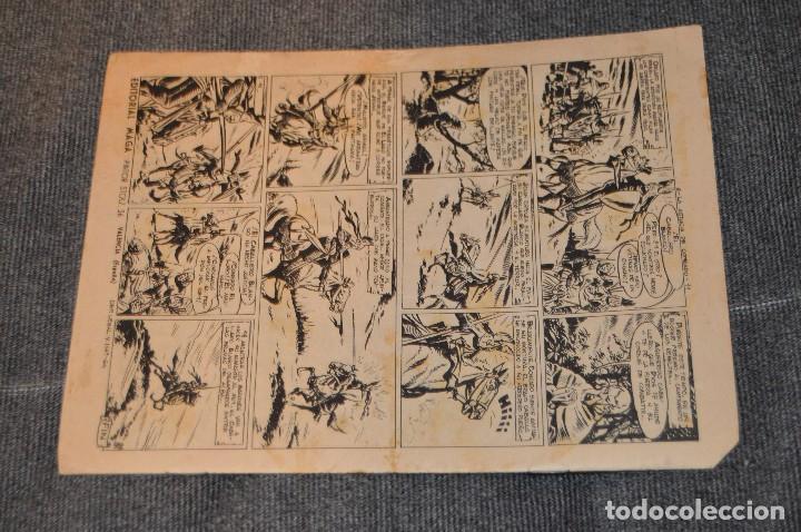 Tebeos: Vintage - ANTIGUO TEBEO - EL DEFENSOR DE LA CRUZ - Nº 6 - AÑOS 60 - ED. MAGA - BUEN ESTADO GENERAL - Foto 3 - 116127795