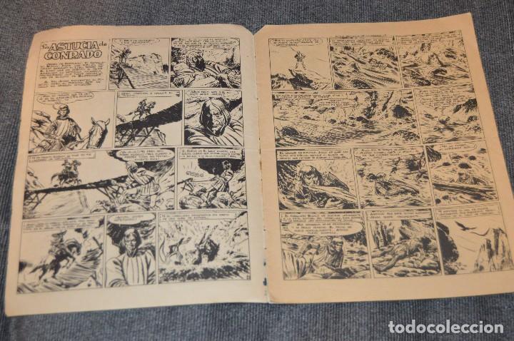 Tebeos: Vintage - ANTIGUO TEBEO - EL DEFENSOR DE LA CRUZ - Nº 6 - AÑOS 60 - ED. MAGA - BUEN ESTADO GENERAL - Foto 7 - 116127795
