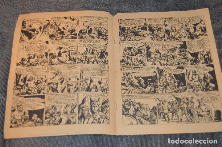 Tebeos: Vintage - ANTIGUO TEBEO - EL DEFENSOR DE LA CRUZ - Nº 6 - AÑOS 60 - ED. MAGA - BUEN ESTADO GENERAL - Foto 8 - 116127795