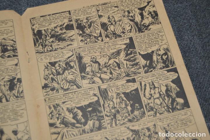 Tebeos: Vintage - ANTIGUO TEBEO - EL DEFENSOR DE LA CRUZ - Nº 6 - AÑOS 60 - ED. MAGA - BUEN ESTADO GENERAL - Foto 9 - 116127795