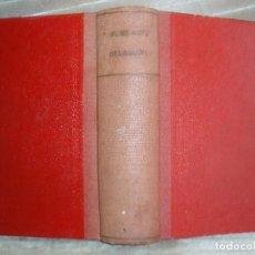 Tebeos: 9772- EL ESPIRITU DE LA SELVA COLECCION COMPLETA ENCUADERNADA DE 90 TEBEOS- EDITORIAL MAGA. Lote 116275739