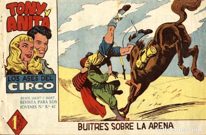 TONY Y ANITA (2)-22 (MAGA, 1960) (Tebeos y Comics - Maga - Tony y Anita)