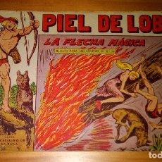 Tebeos: ORIGINAL - PIEL DE LOBO - NUMERO 71: LA FLECHA MÁGICA. Lote 116634983