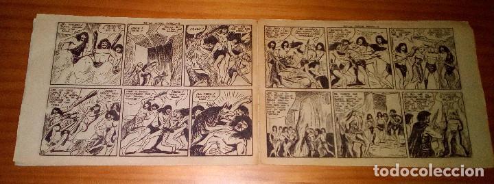 Tebeos: ORIGINAL - PIEL DE LOBO - NUMERO 71: LA FLECHA MÁGICA - Foto 4 - 116634983
