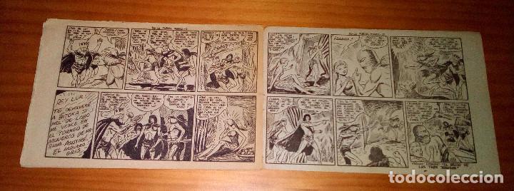 Tebeos: ORIGINAL - PIEL DE LOBO - NUMERO 71: LA FLECHA MÁGICA - Foto 6 - 116634983