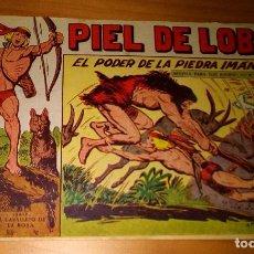 BDs: ORIGINAL - PIEL DE LOBO - NUMERO 74: EL PODER DE LA PIEDRA IMÁN. Lote 116639599
