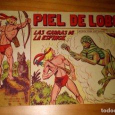Livros de Banda Desenhada: ORIGINAL - PIEL DE LOBO - NUMERO 79: LAS GARRAS DE LA ESFINGE. Lote 116645043
