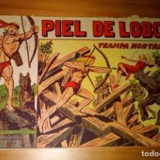 Tebeos: ORIGINAL - PIEL DE LOBO - NUMERO 82: TRAMPA MORTAL. Lote 116646663
