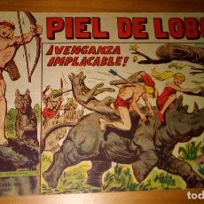 Livros de Banda Desenhada: ORIGINAL - PIEL DE LOBO - NUMERO 83: ¡VENGANZA IMPLACABLE!. Lote 116647187