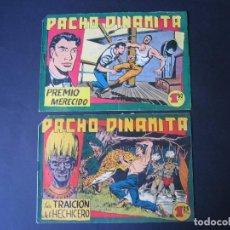 Tebeos: PACHO DINAMITA ( 1951,MAGA) LOTE 2 Nº: 138, 88. Lote 116844715