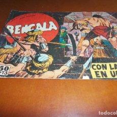 Tebeos: BENGALA 1º Nº20-ORIGINAL. Lote 118098859