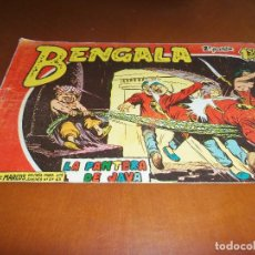 Tebeos: BENGALA 2º SERIE Nº 6-ORIGINAL. Lote 118101147