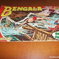 Tebeos: BENGALA 2º--SERIE Nº 4-ORIGINAL. Lote 118101351
