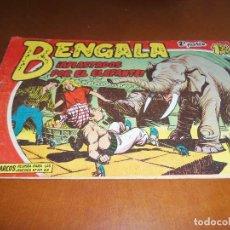 Tebeos: BENGALA 2º SERIE -Nº 5-ORIGINAL. Lote 118101511