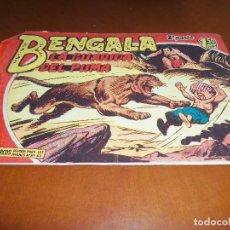 Tebeos: BENGALA 2º SERIE-Nº38-ORIGINAL. Lote 118101759
