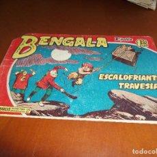 Tebeos: BENGALA 2º SERIE-Nº27-ORIGINAL. Lote 118101983