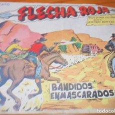 Tebeos: FLECHA ROJA Nº 52 - EDITORIAL MAGA - ORIGINAL . Lote 118361323
