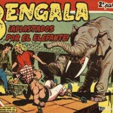 Tebeos: BENGALA 2 PARTE, NÚMERO 5 (MAGA, 1960) DE LEOPOLDO ORTIZ Y PEDRO QUESADA. Lote 120861011