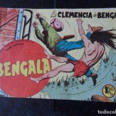 Tebeos: BENGALA Nº 29 1ª PARTE EDITORIAL MAGA. Lote 121033163