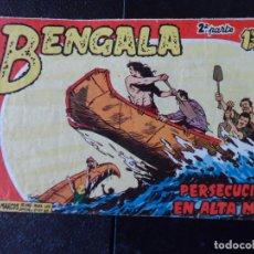 Tebeos: BENGALA Nº 13 2 ª PARTE EDITORIAL MAGA ORIGINAL . Lote 121034255