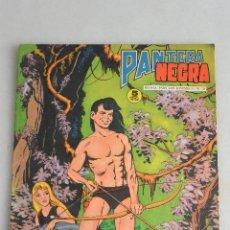Tebeos: COMIC TEBEO PANTERA NEGRA, Nº 55. 1958. Lote 121120087