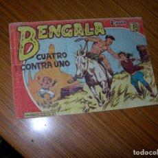Tebeos: BENGALA 2ª Nº 37 EDITA MAGA. Lote 121846803