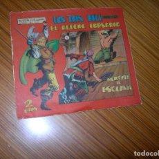 Tebeos: EL ALEGRE CORSARIO Nº 4 EDITA MAGA . Lote 121850983