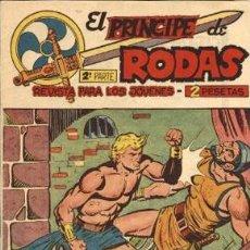 Tebeos: EL PRÍNCIPE DE RODAS, 2A PARTE, NUM. 21, DE ESTEBAN MAROTO (MAGA, 1960). Lote 121869955