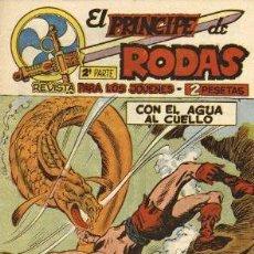 Tebeos: EL PRÍNCIPE DE RODAS, 2A PARTE, NUM. 41, DE ESTEBAN MAROTO (MAGA, 1960). Lote 121870035