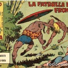 Livros de Banda Desenhada: EL RAYO DE LA SELVA NÚMERO 1, DE A. GUERRERO (MAGA, 1960). Lote 121890131