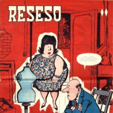 Tebeos: RESESO-15 (MAGA, 15 DE MARZO DE 1966). Lote 121891891