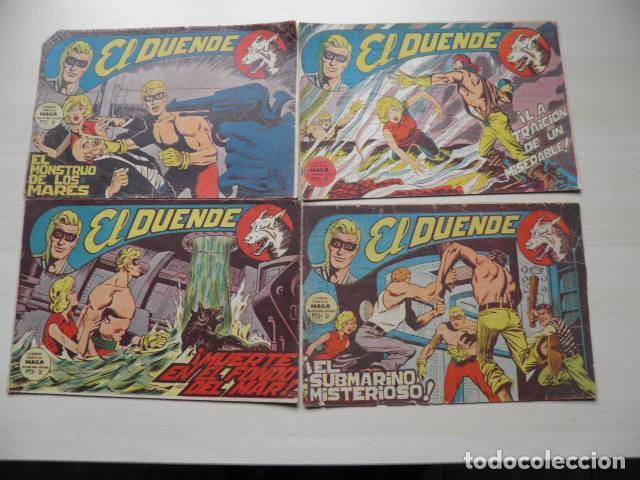 5 TEBEOS DE EL DUENDE. (Tebeos y Comics - Maga - Otros)