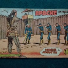 Tebeos: APACHE 2ª PARTE Nº 32 EDITORIAL MAGA. Lote 124247047