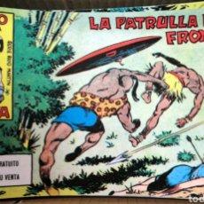 Tebeos: COMIC RAYO DE LA SELVA 83 TOMOS EDICION COMPLETA FACSIMIL. Lote 124617183