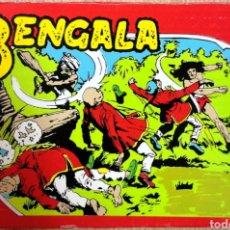 Tebeos: COMIC BENGALA 45 TOMOS EDICION COMPLETA FACSIMIL. Lote 124627630