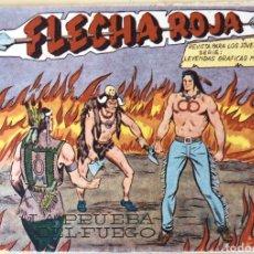 Tebeos: TEBEO N°5 FLECHA ROJA 1962. Lote 125105575