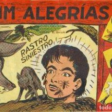 Tebeos: JIM ALEGRIAS Nº 50 PICO CORTADO. Lote 125691007