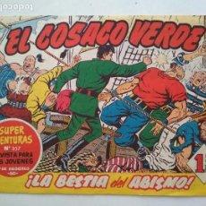 Giornalini: EL COSACO VERDE, NÚMERO 26. Lote 126209471