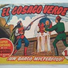 Giornalini: EL COSACO VERDE, NÚMERO 40. Lote 126209955