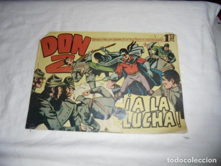 DON Z.Nº 14 EDITORIAL MAGA (Tebeos y Comics - Maga - Don Z)