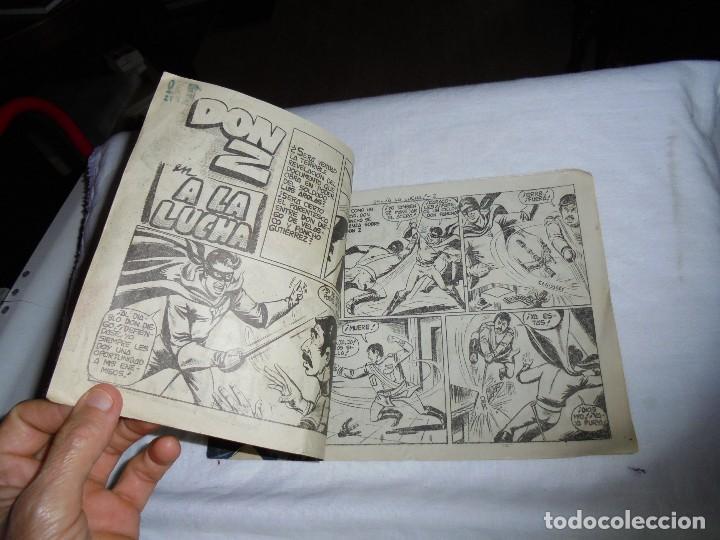 Tebeos: DON Z.Nº 14 EDITORIAL MAGA - Foto 2 - 126737527