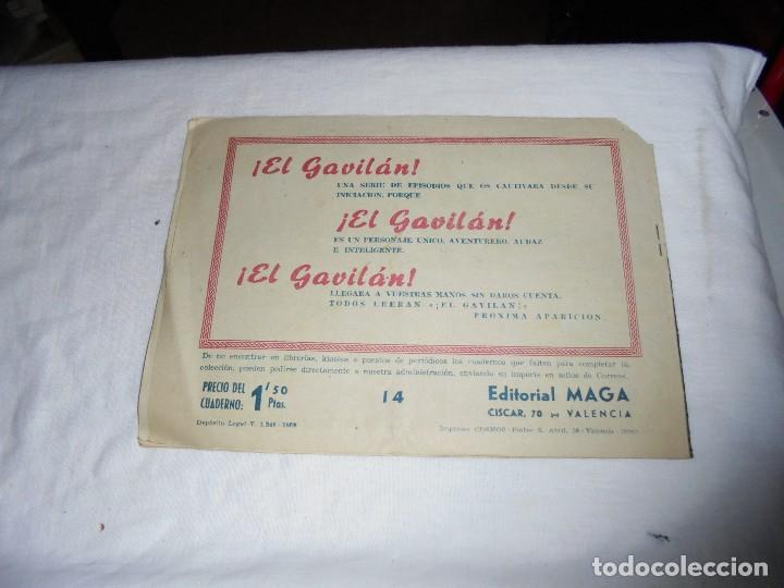 Tebeos: DON Z.Nº 14 EDITORIAL MAGA - Foto 4 - 126737527