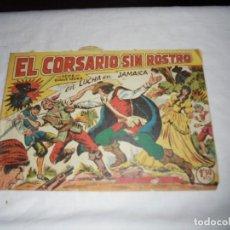 Tebeos: EL CORSARIO SIN ROSTRO Nº 2.EN LUCHA EN JAMAICA. Lote 126738267
