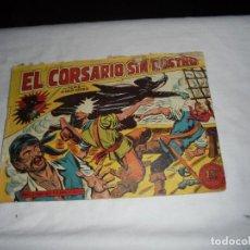 Tebeos: EL CORSARIO SIN ROSTRO Nº 1.. Lote 126738603