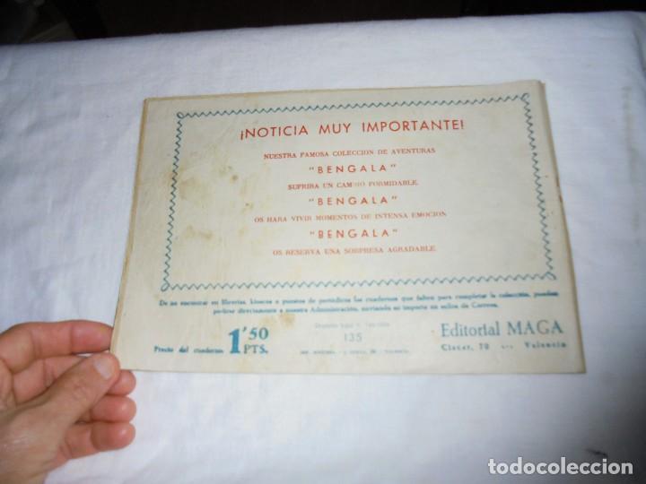 Tebeos: PEQUEÑO PANTERA NEGRA.Nº 135.EN LAS GARRAS DE ISTAR - Foto 4 - 126741083