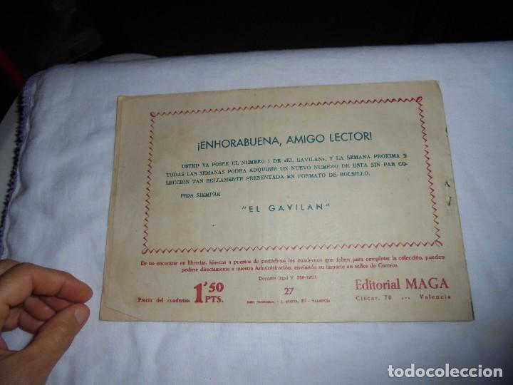Tebeos: PIEL DE LOBO Nº 27.-LA CUEVA DE LOS VAMPIROS - Foto 3 - 126747079