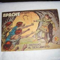 Tebeos: APACHE 2ª PARTE .-Nº 39.-MISTERIO AL DESCUBIERTO. Lote 126747731