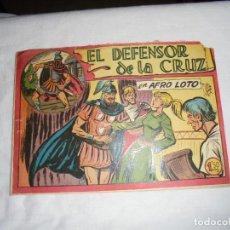 Tebeos: EL DEFENSOR DE LA CRUZ Nº 48.EN AFRO LOTO. Lote 126747987