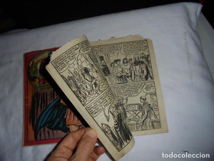 Tebeos: EL DEFENSOR DE LA CRUZ Nº 48.EN AFRO LOTO - Foto 3 - 126747987